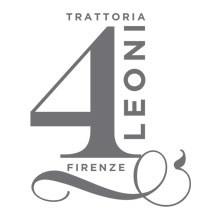 Logo Trattoria 4 Leoni