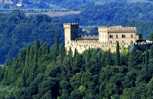 Castello Strozzavolpe a Poggibonsi