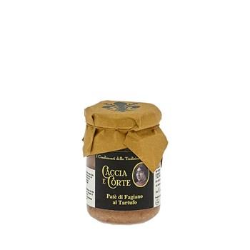 Pate`-Fagiano-Al-Tartufo-La-Cucina-Caruso-Rosalia