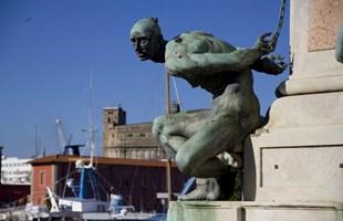 Il monumento dei quattro mori di Livorno