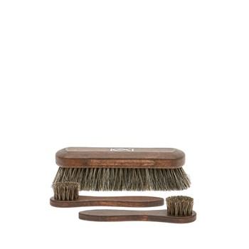 iexi-spazzola scarpe+spazzolini