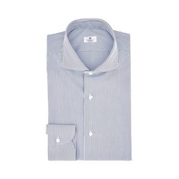 oriali-camicie-camicia-uomo-popeline-rigato-bianco-blu-navy