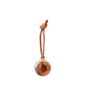 Portachiavi in bronzo