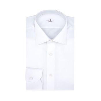 Oriali-camicie-camicia-twill-herringbone-bianca