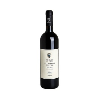 Vino-Rosso-Poggio-Alle-Ginestre-2008-Bio-Fazzuoli