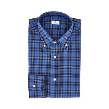 Oriali-camicie-camicia-uomo-pin-point-quadretti