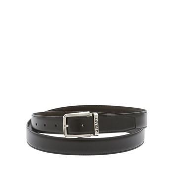 2Frame-Cintura-Uomo-Pelle-Nero-Con-Fibbia