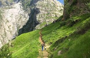 trekking corchiapark