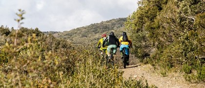 Super Natural Bike Point - Escursione Parco Montioni