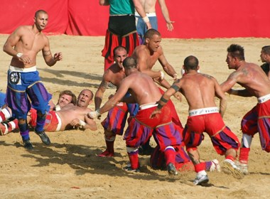 Calcio-Storico-Valdarno