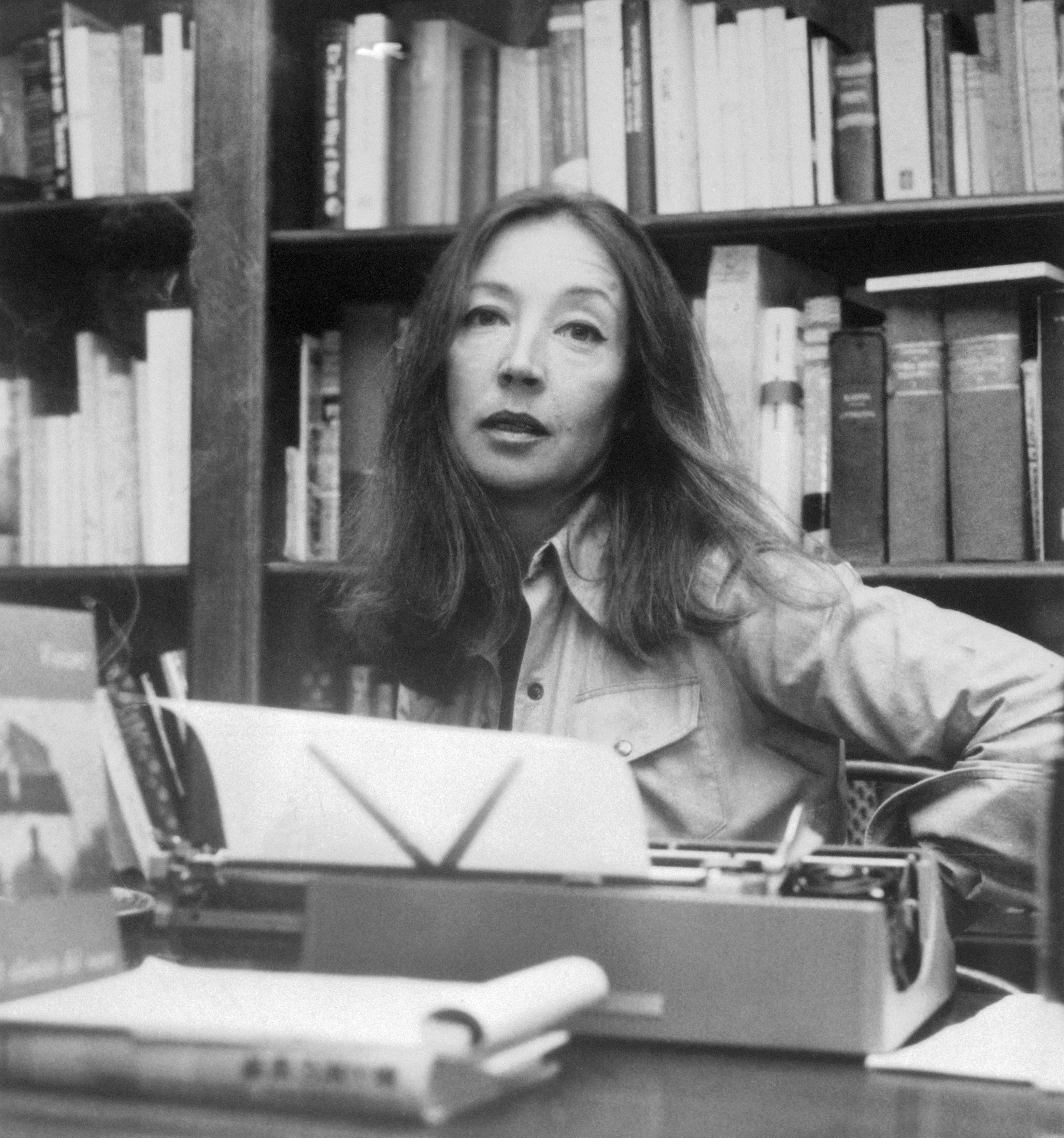 The Tuscans who made history: Oriana Fallaci